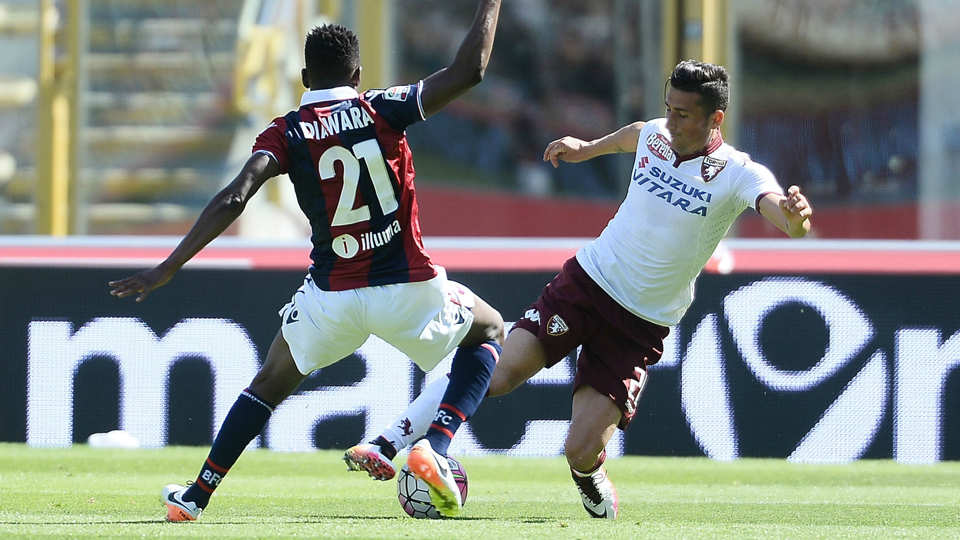 Bologna pronto a far causa a Diawara