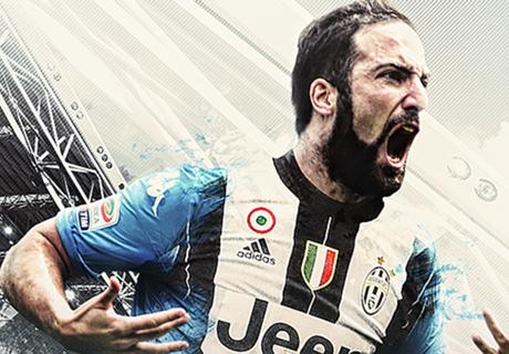 Juventus finalizes Higuain signing