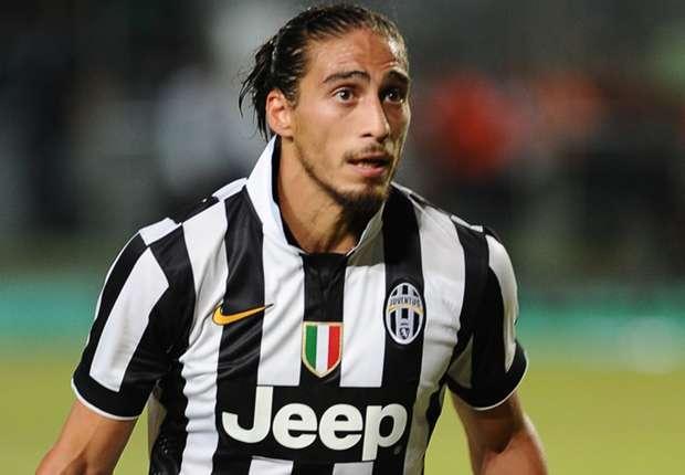 Martin Caceres Mendapatkan Pesan Indah Dari Juventus