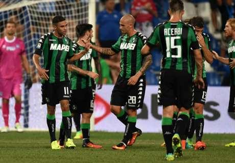 2-1 col brivido, Sassuolo a punteggio pieno