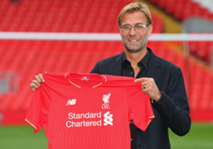 Jurgen Klopp was presented to the media in a press conference at Anfield on Friday - here's what the new Liverpool manager had to say...