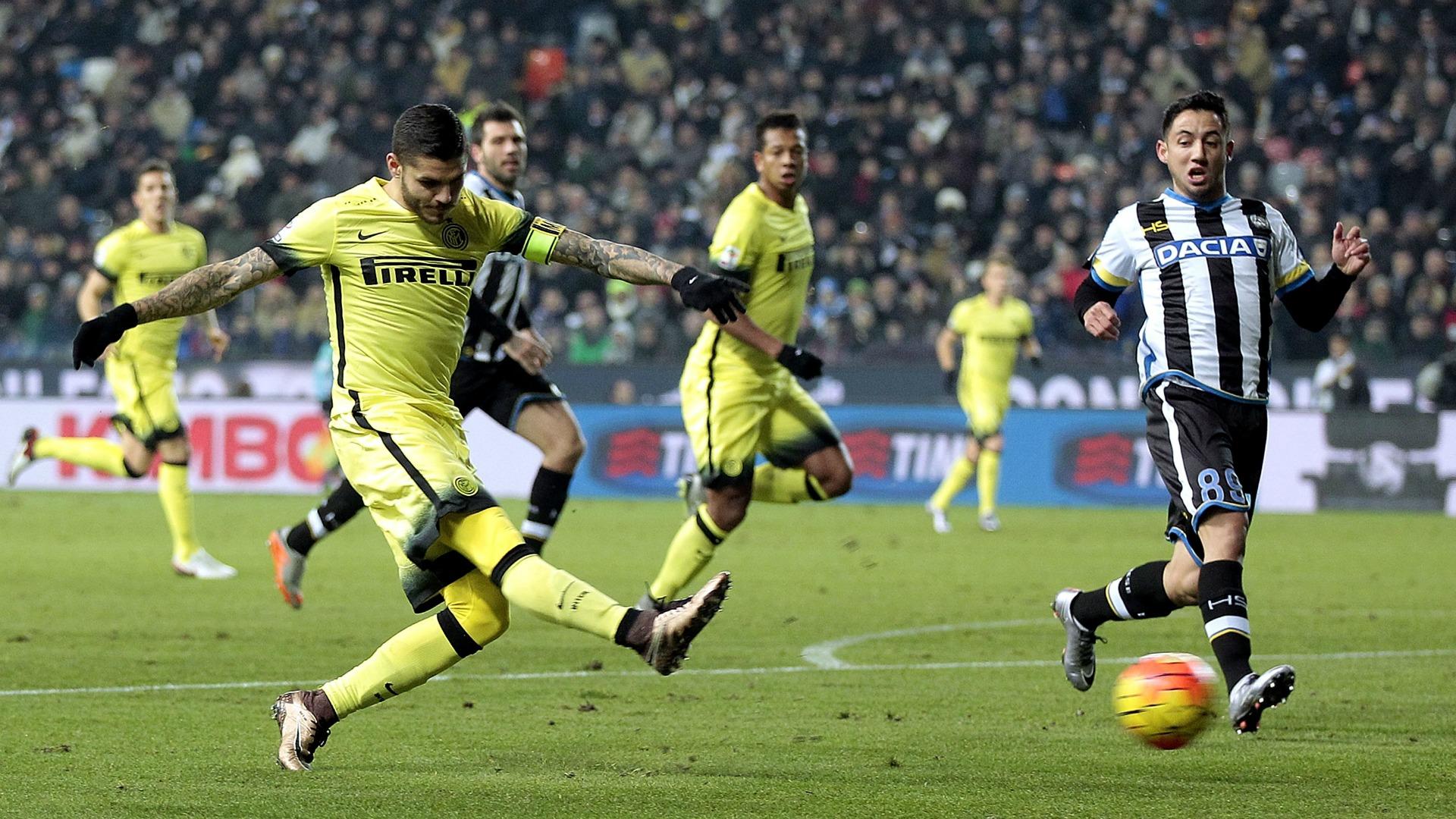 Udinese vs Internazionale