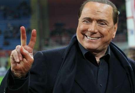 Berlusconi's 50 greatest players