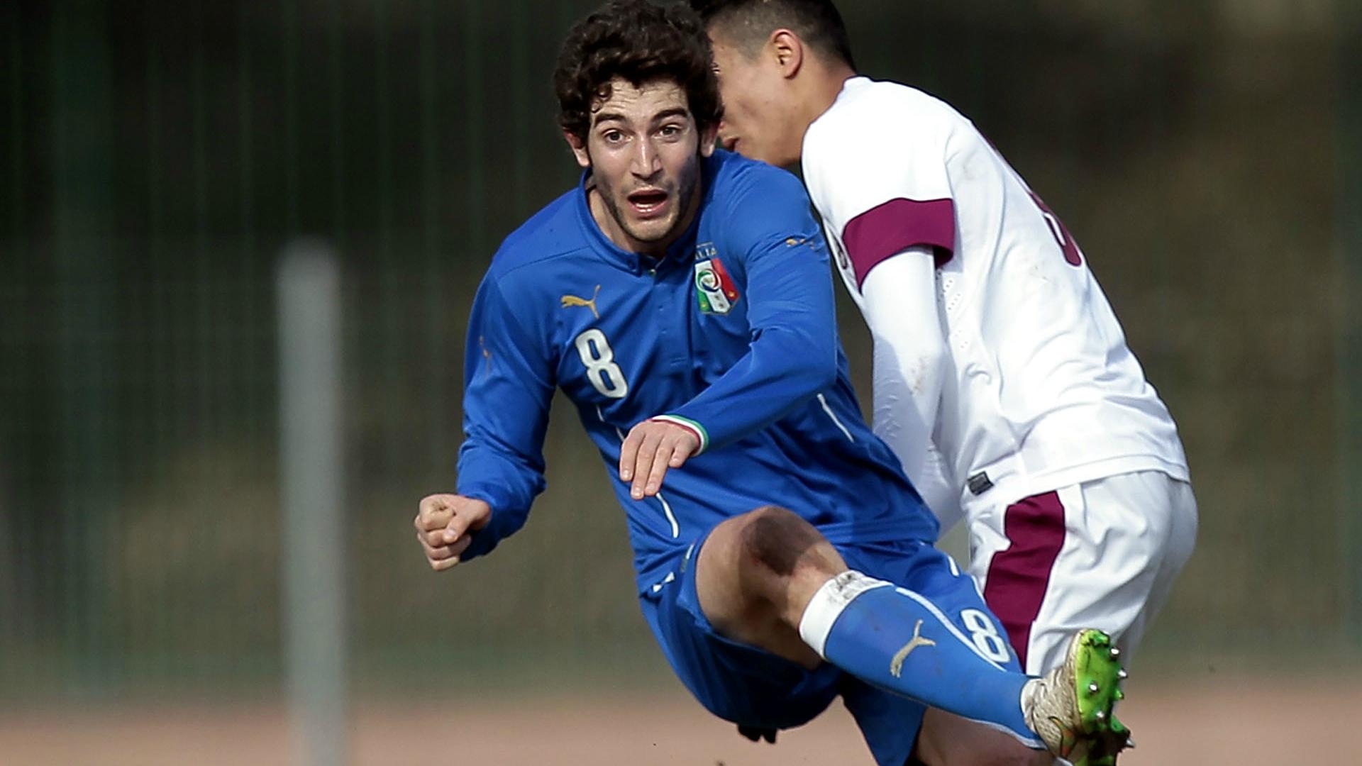 Under 21, Pellegrini va ko: Di Biagio convoca Gagliardini