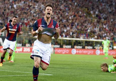 Bologna secure spot back in Serie A