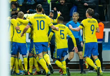 Danemark-Suède 2-2, résumé du match