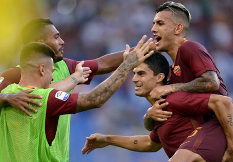 Roma-Udinese 4-0, résumé de match