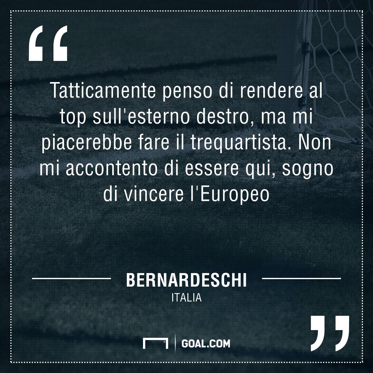 Bernardeschi: