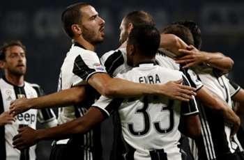Juventus 4-1 Sampdoria: Champions bounce back in style