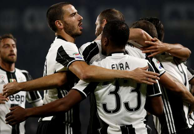 Juventus 4-1 Sampdoria: Champions bounce back in style