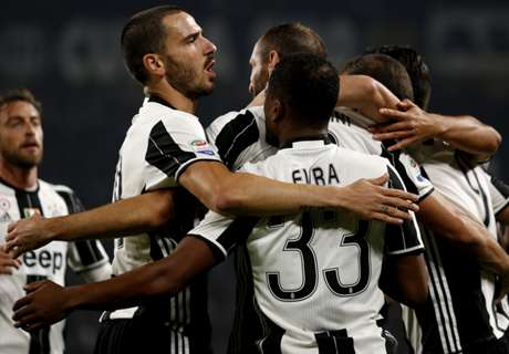 Juve bounce back in style