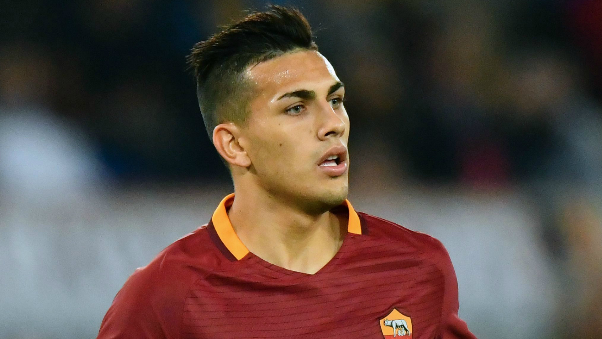 Leandro Paredes Roma Palermo Serie A 23102016