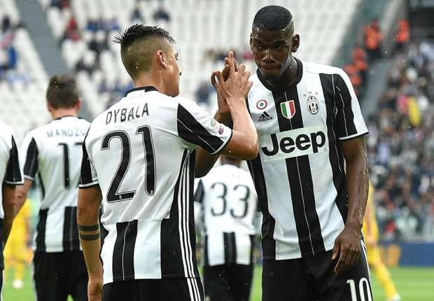 ไฮไลท์  Juventus 5 - 0 Sampdoria