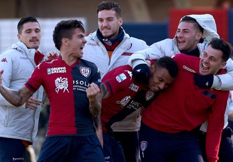 Cagliari Promosi Ke Serie A Italia