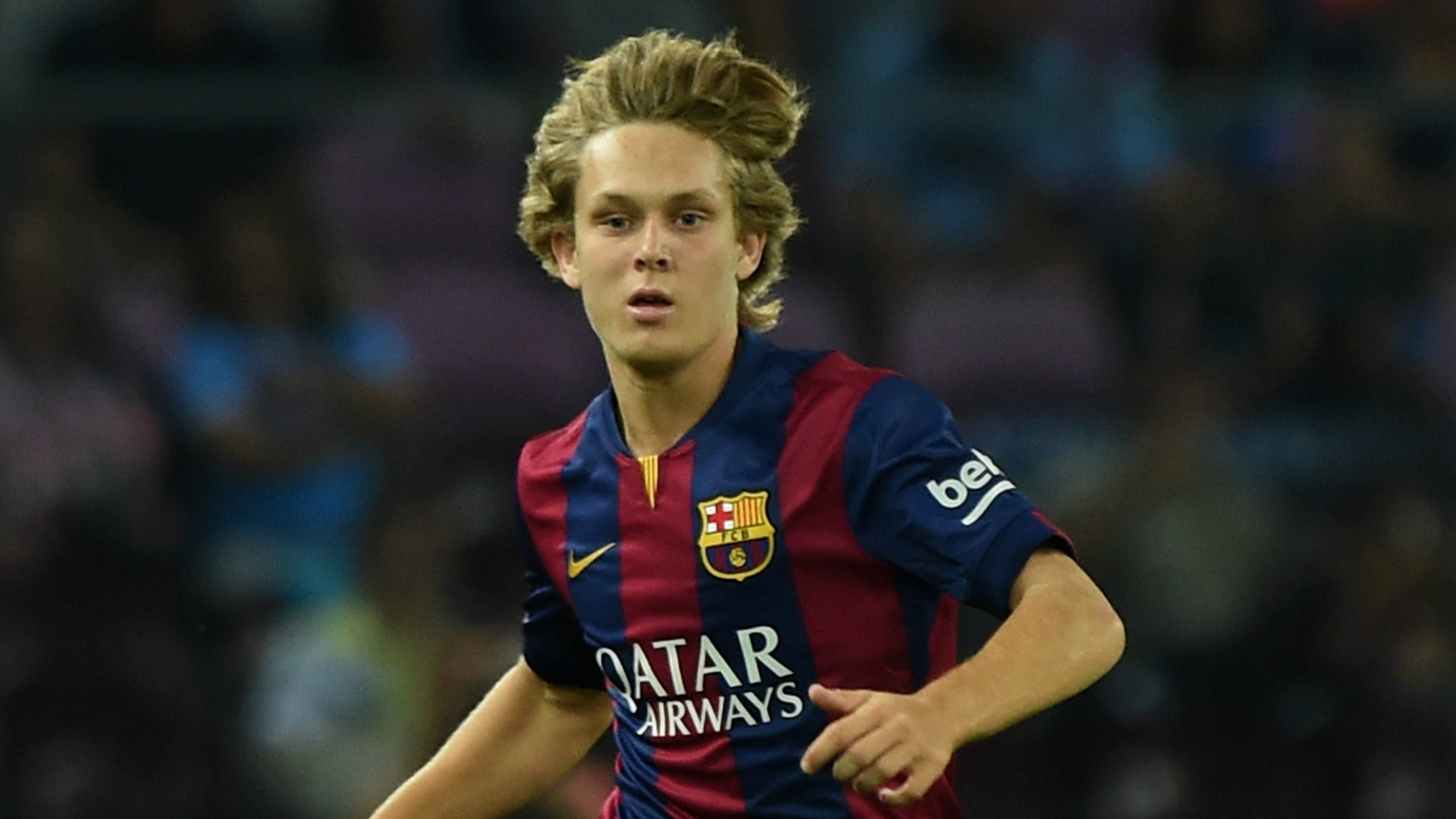 West Ham considering taking Barcelona youngster Alen ...