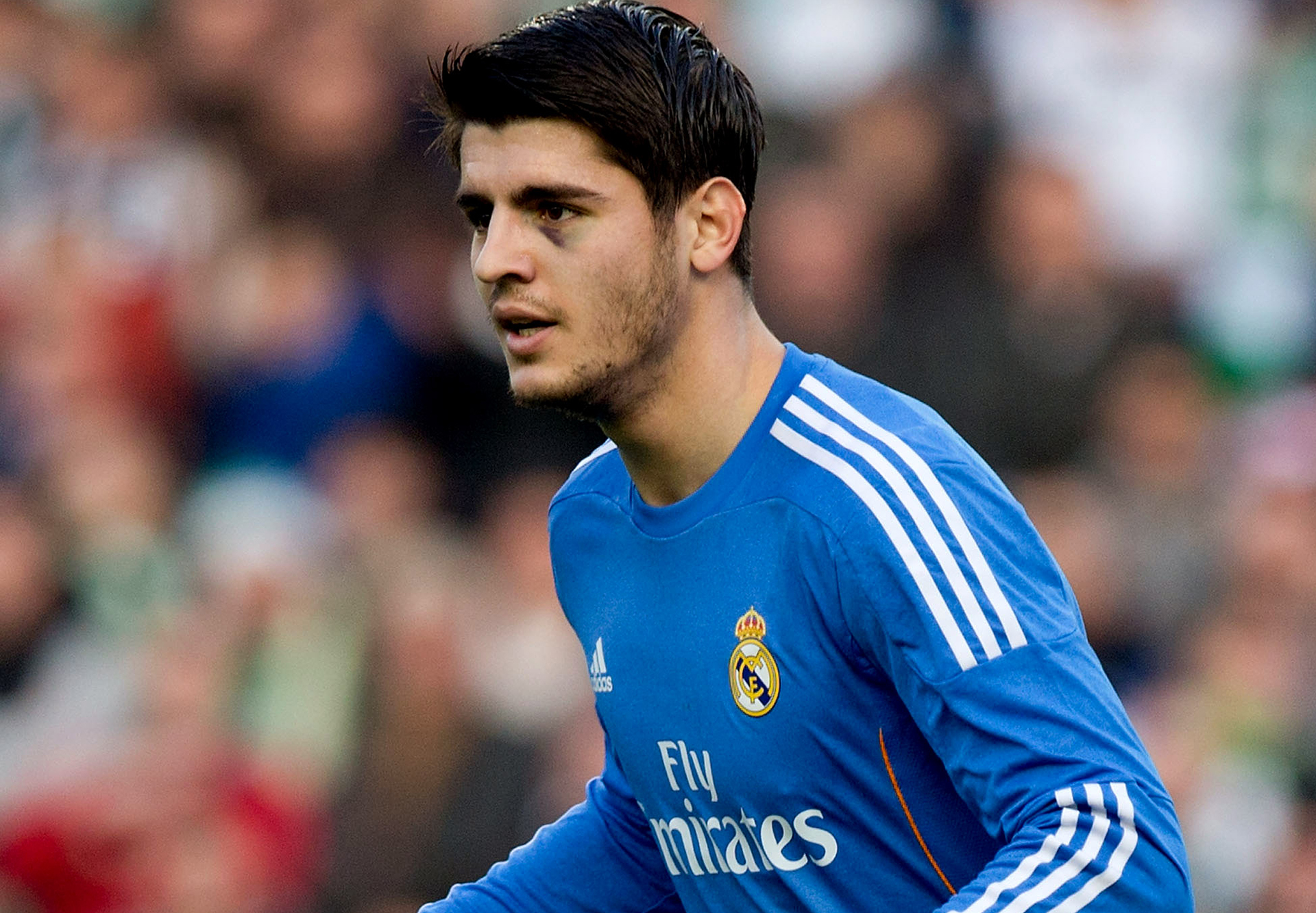 Real Madrid coach Zidane expects Alvaro Morata