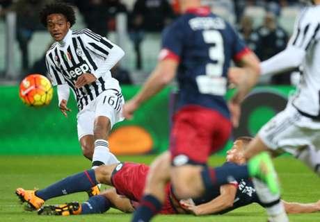 Juventus sigue al acecho