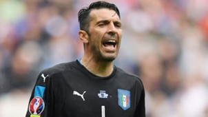 Gianluigi Buffon Italy Spain Euro 2016