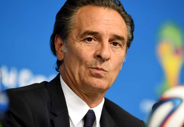 Prandelli's defining moment: Italy's World Cup in the hands of their coach