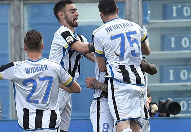 Naples - Udinese