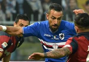 9ª GIORNATA - Anche nel derby del Lanterna c'è spazio per un calcio di rigore fallito. L'errore di Quagliarella non risulterà decisivo per la Sampdoria, ma a lui farà perdere il grado di rigorista in favore di Muriel.