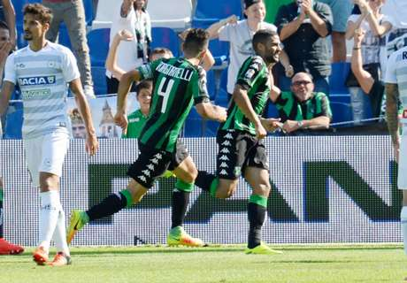 VIDEO - Hlts Sassuolo-Udinese 1-0