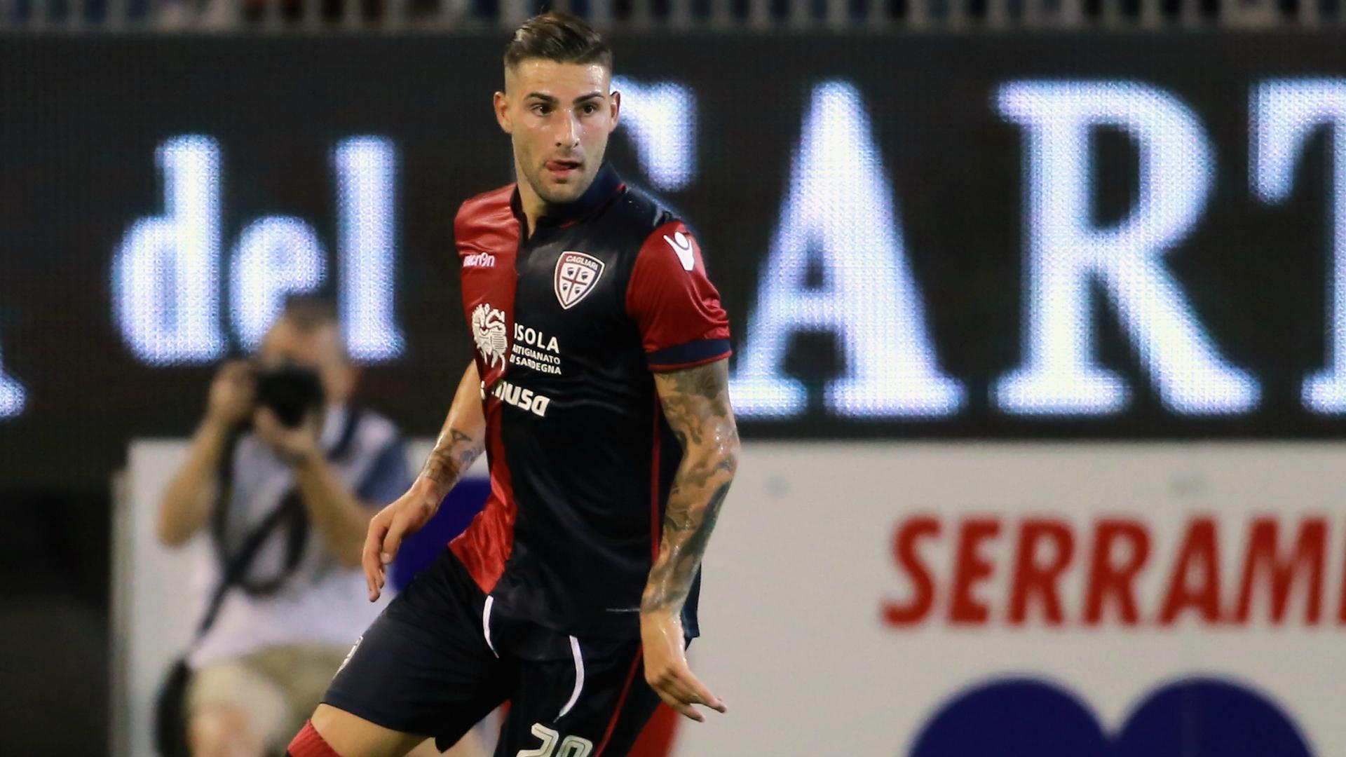 Cagliari, infortunio Murru: distorsione al ginocchio, il comunicato del club
