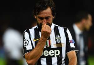 Andrea Pirlo's 20-year European career is over as he waved goodbye to Juventus in order to join New York City FC in the MLS. Goal presents 50 of the best images to tell the story of what has been a legendary career on the Old Continent.