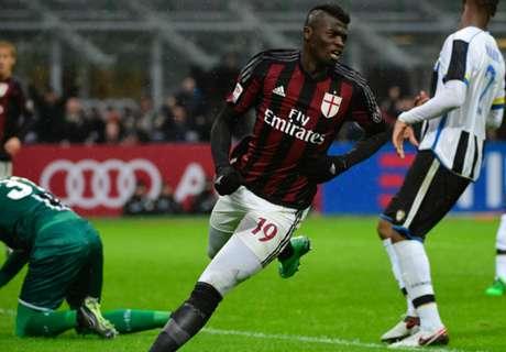 Niang Selamatkan AC Milan