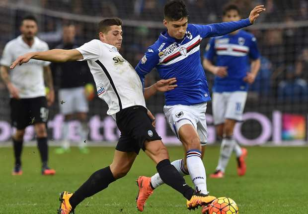 Video: Sampdoria vs Atalanta