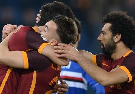 Classifica Serie A - La Roma avanza