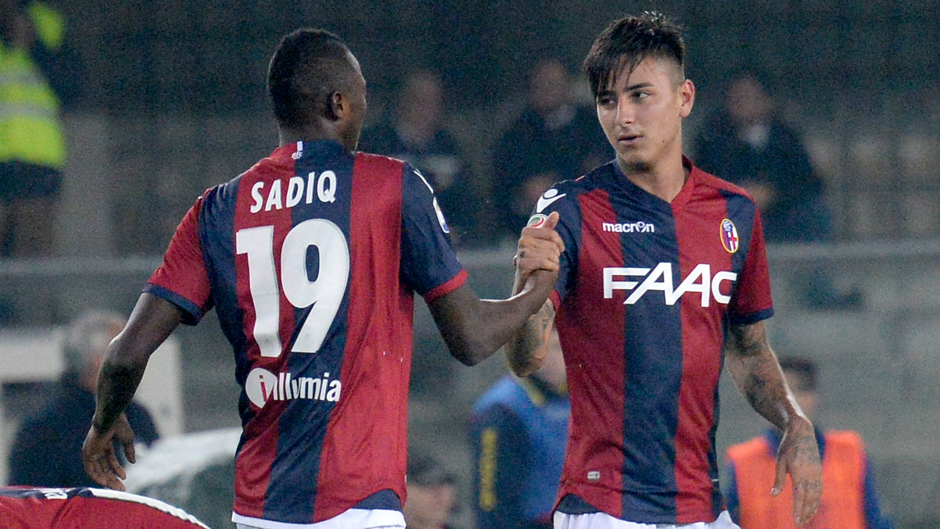 Chievo Verona - Bologna, i convocati di Donadoni: out Destro