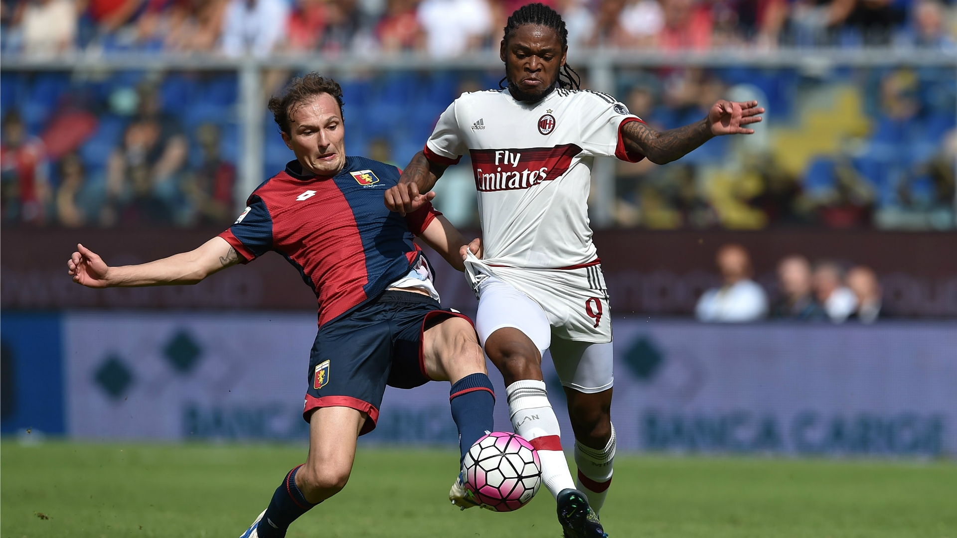 Video: Genoa vs AC Milan
