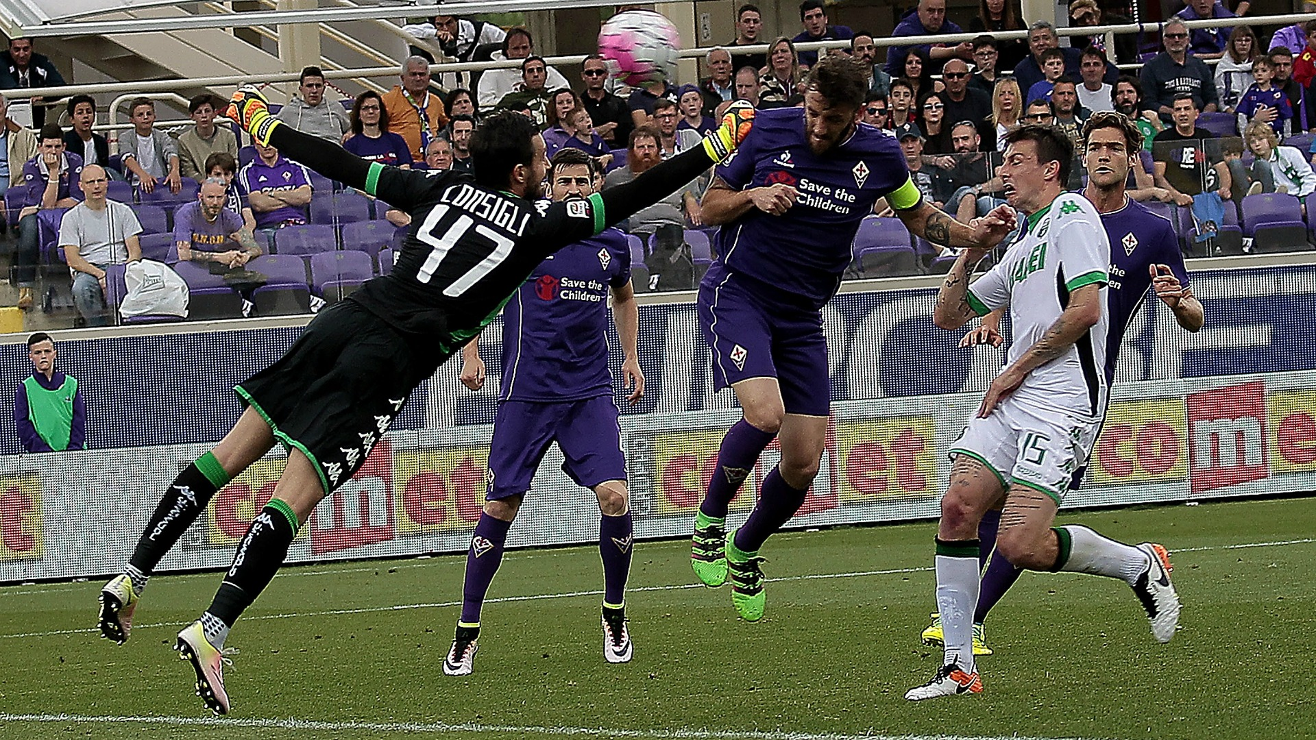Video: Fiorentina vs Sassuolo