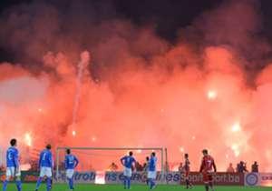 27° Zeljeznicar-FK Sarajevo (Sarajevo, Bosnie-Herzégovine)