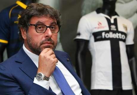 Leonardi al Parma: