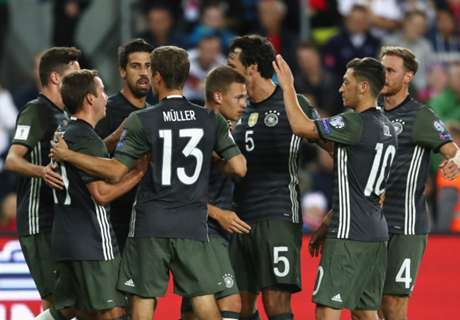 Muller eases Germany past Norway