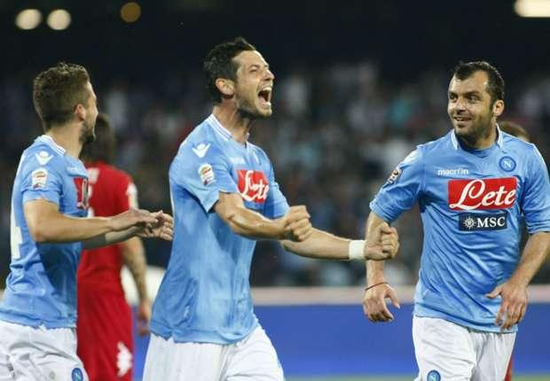 Serie A: Florenz vergibt letzte Chance auf die Königsklasse, Neapel ohne Probleme