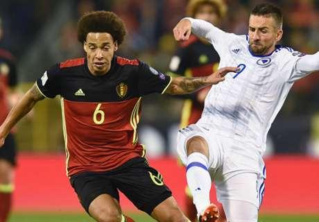 Belgique-Grèce 1-1, résumé de match