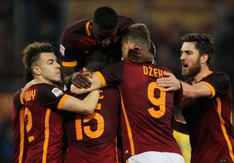 Roma busca seguir ganando