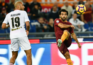 Many expected that the loss of Miralem Pjanic to rivals Juventus was going to prevent AS Roma from mounting a credible title challenge this season. However, with Mohamed Salah on song, the capital club are more than a match for any of their Serie A riv...
