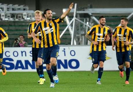 Goal TV: Juventus patzt beim Absteiger