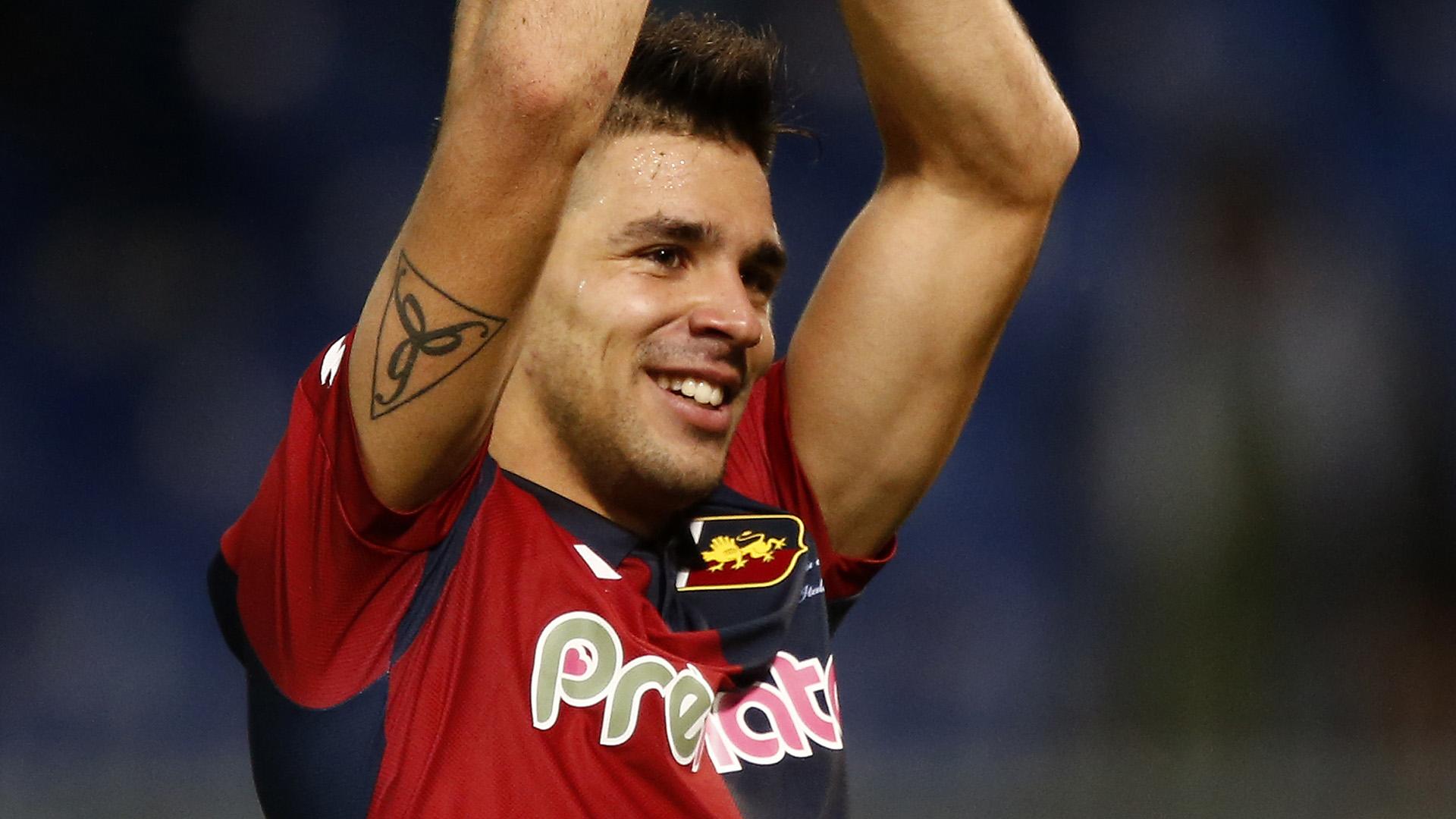 Anche Simeone jr. allontana... l'Inter