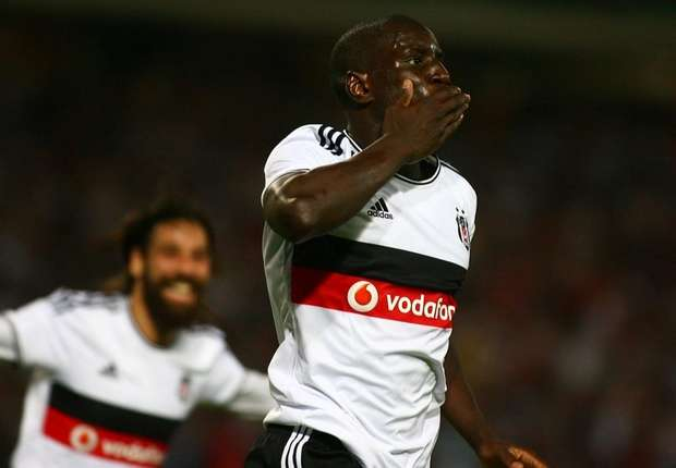 Demba Ba and the Besiktas players Arsenal must watch out for