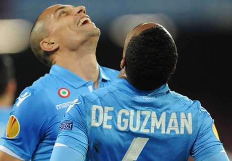 Napoli pasó sin problemas