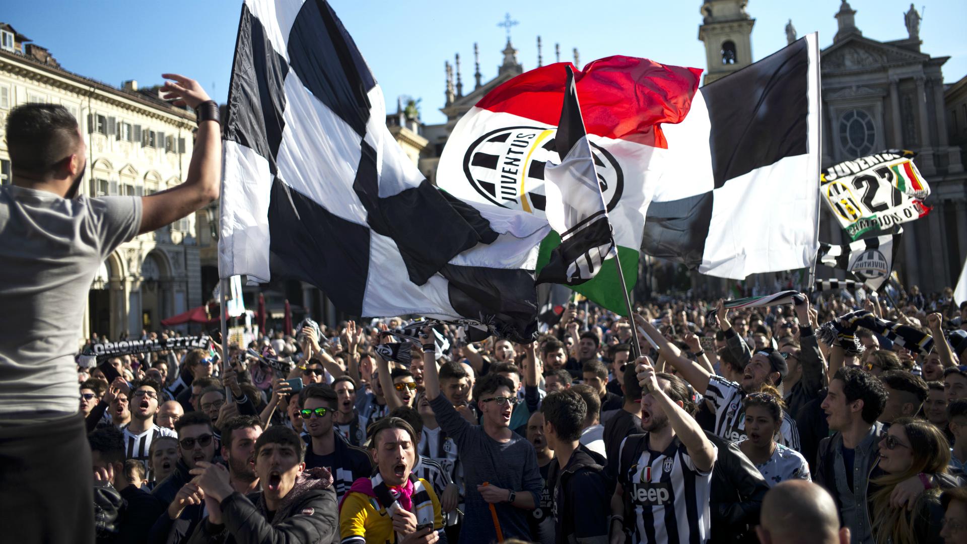 Juventus fans for Tabelle juventus turin