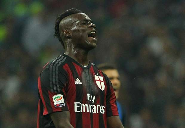 Balotelli is very nice, but he used to pee on our boots - Kerlon