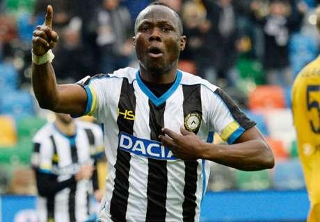 Bursaspor chase Ghanaian duo