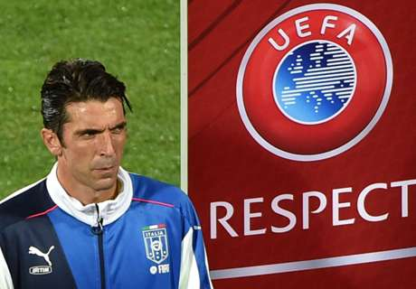 Buffon Tak Masuk Nominasi Ballon D'Or