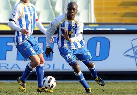 UFFICIALE - Diamoutene al Pescara